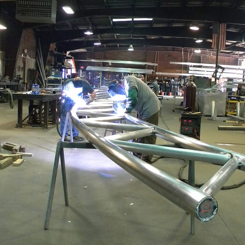 Service Metal Fabrication Toronto : Metal fabrication inofab