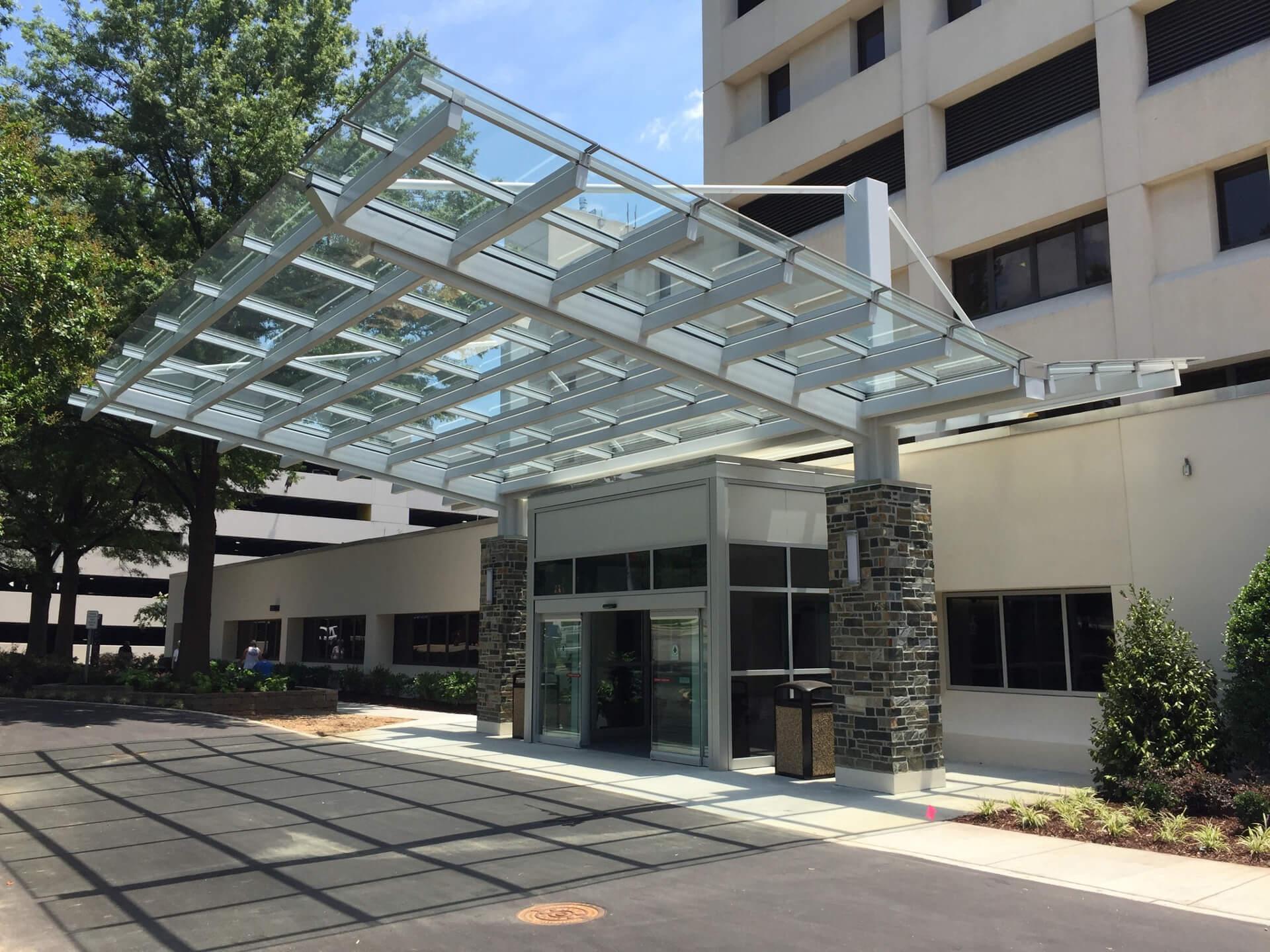 Inofab | – Full Service Custom Canopy Manufacturing Company